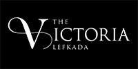 The Victoria Lefkada Luxury Apartments Footer Logo