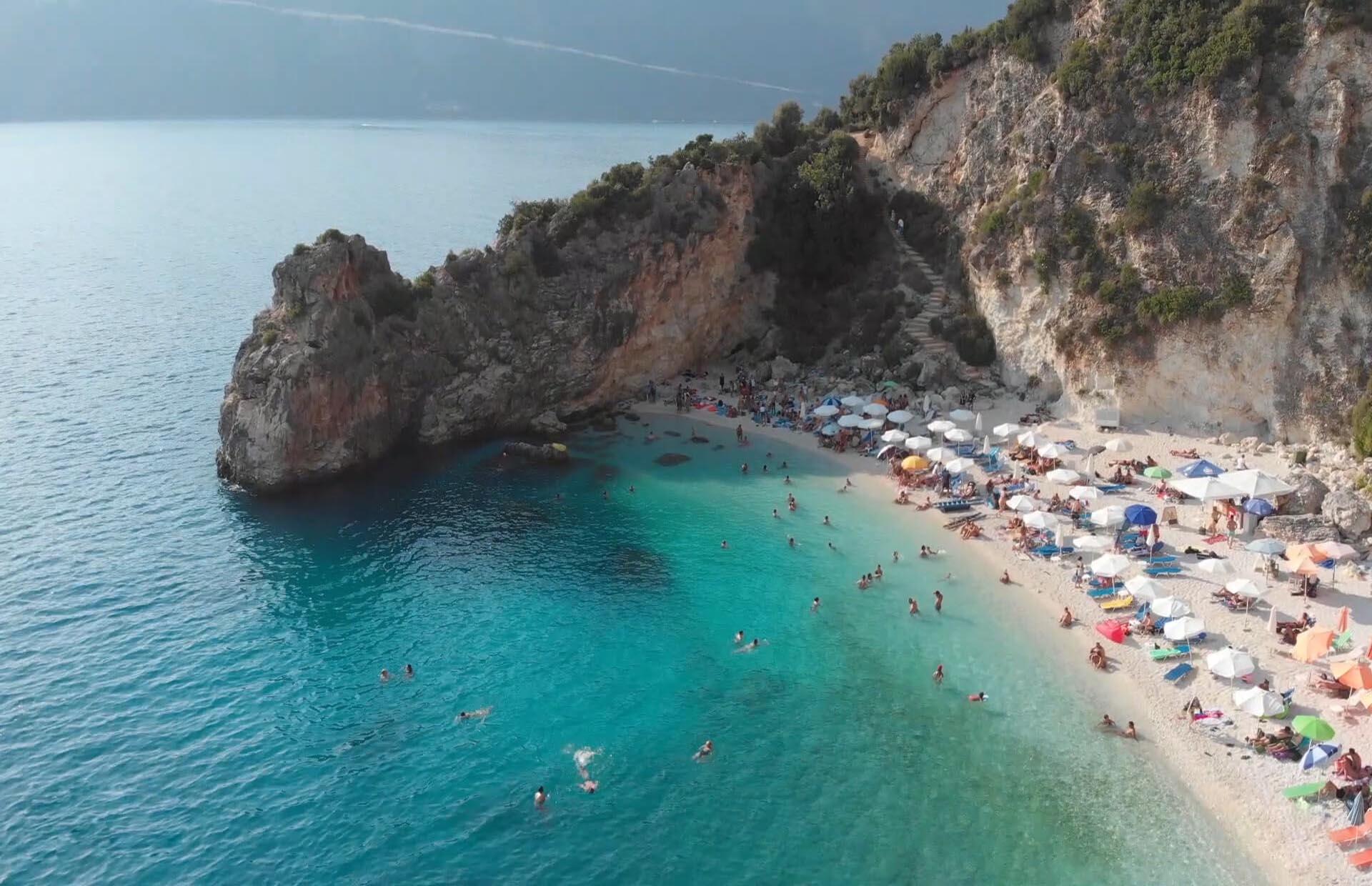 The Victoria Lefkada Agiofilli Beach