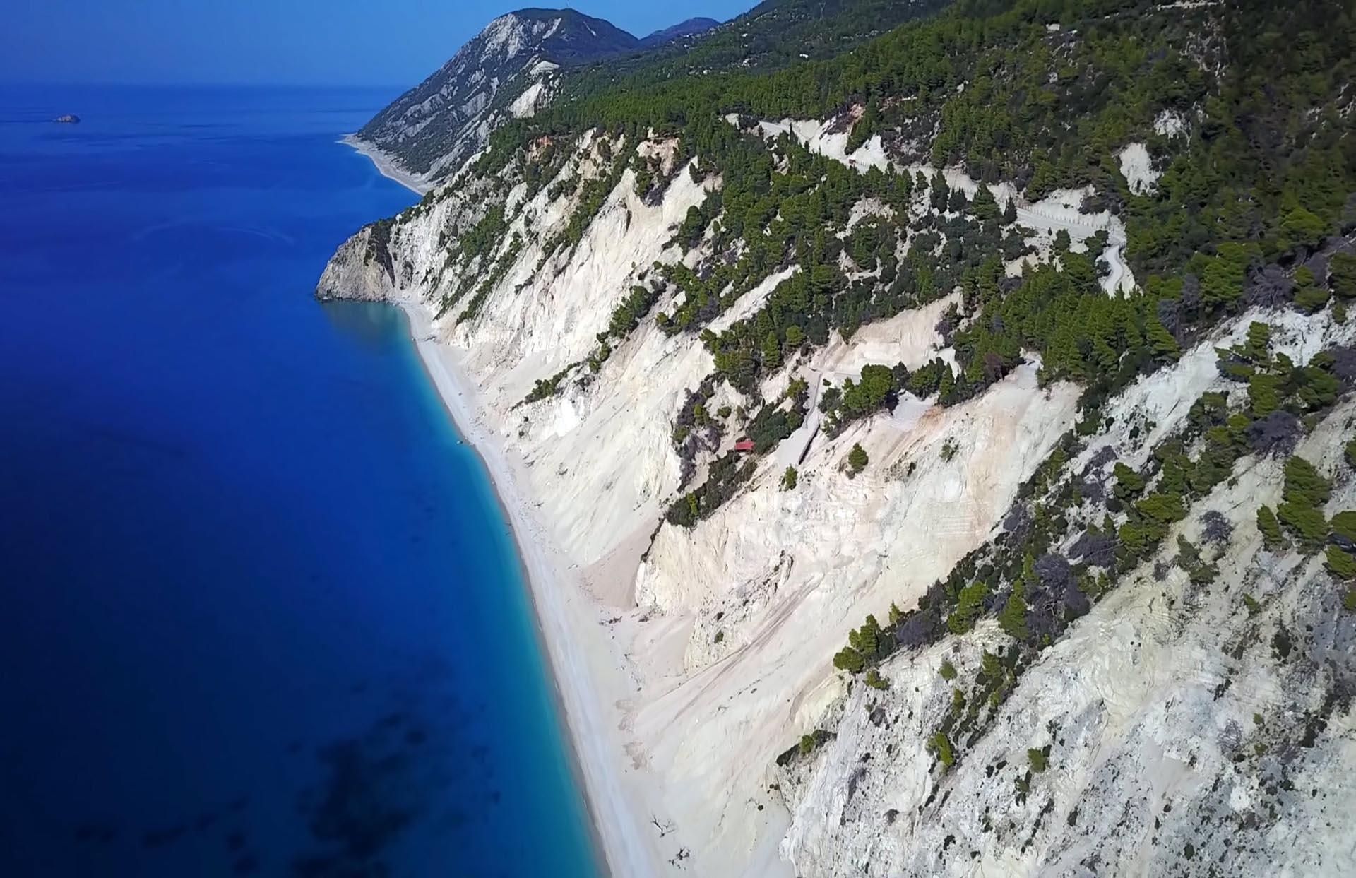 The Victoria Lefkada Egremni Beach