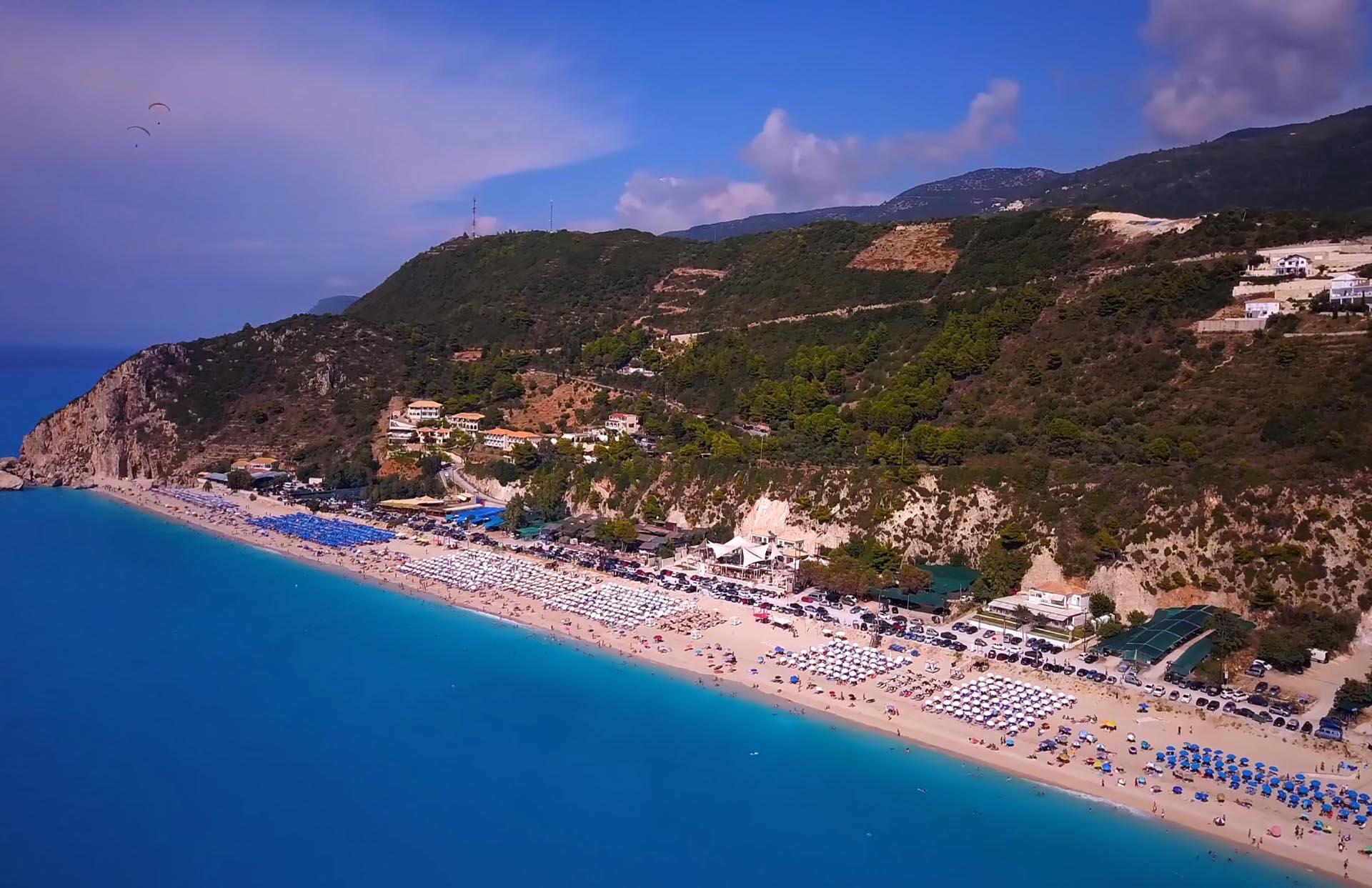 The Victoria Lefkada Kathisma Beach