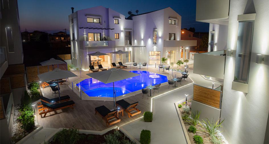 The Victoria Lefkada Luxury Suites Apartments Studios Main Gallery