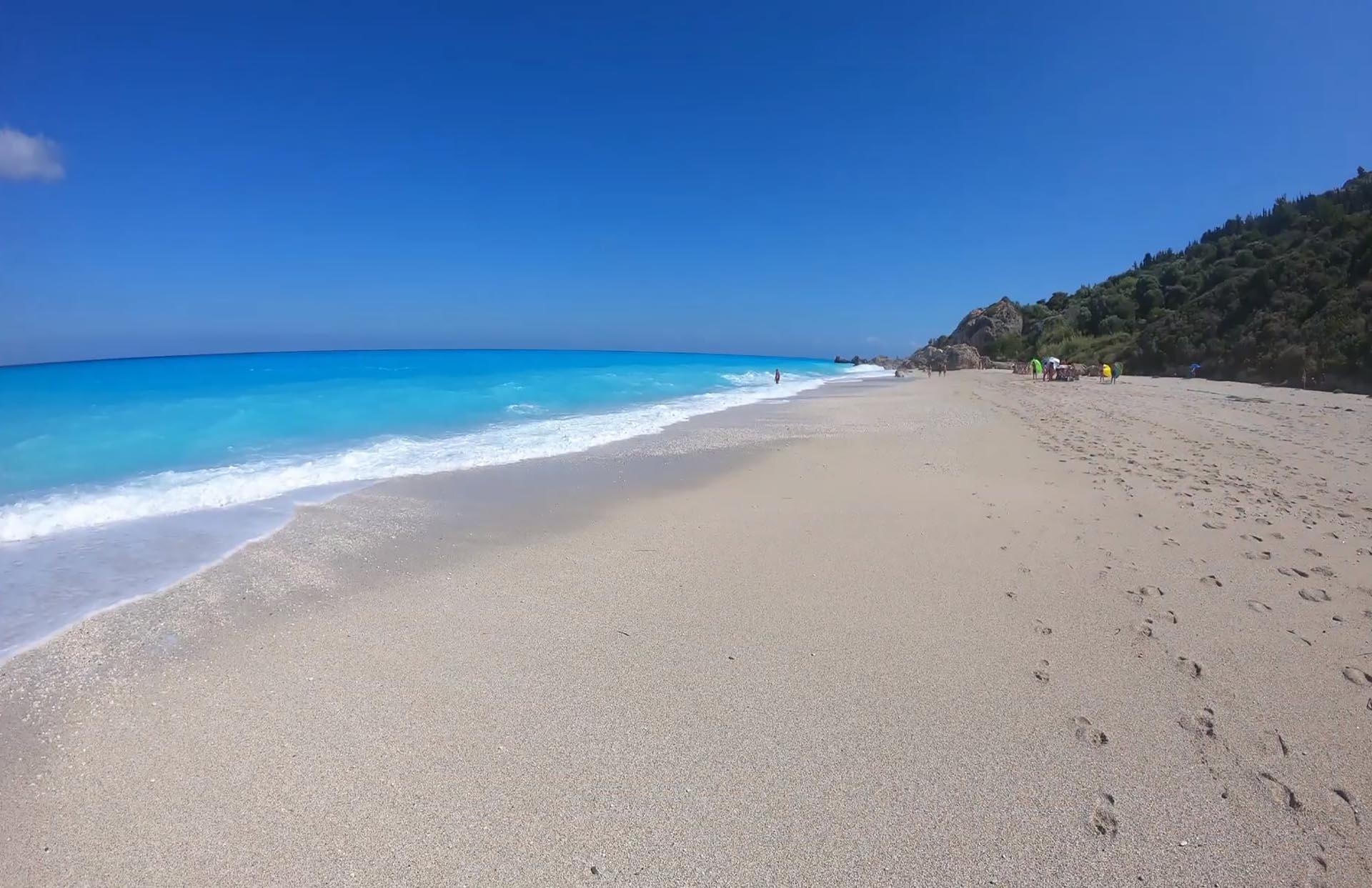 The Victoria Lefkada Megalh Petra Beach