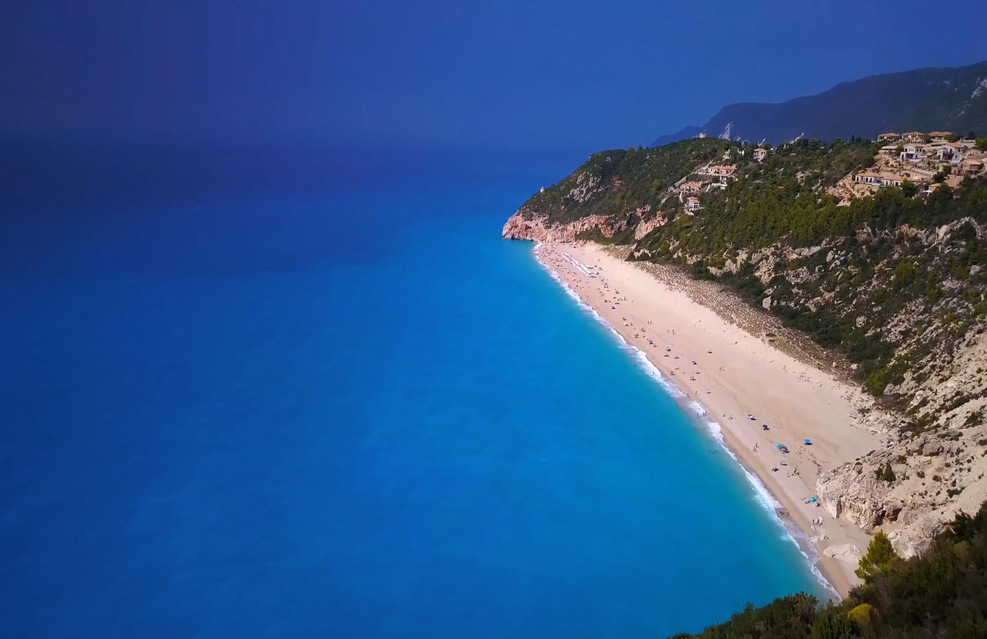 The Victoria Lefkada Milos Beach