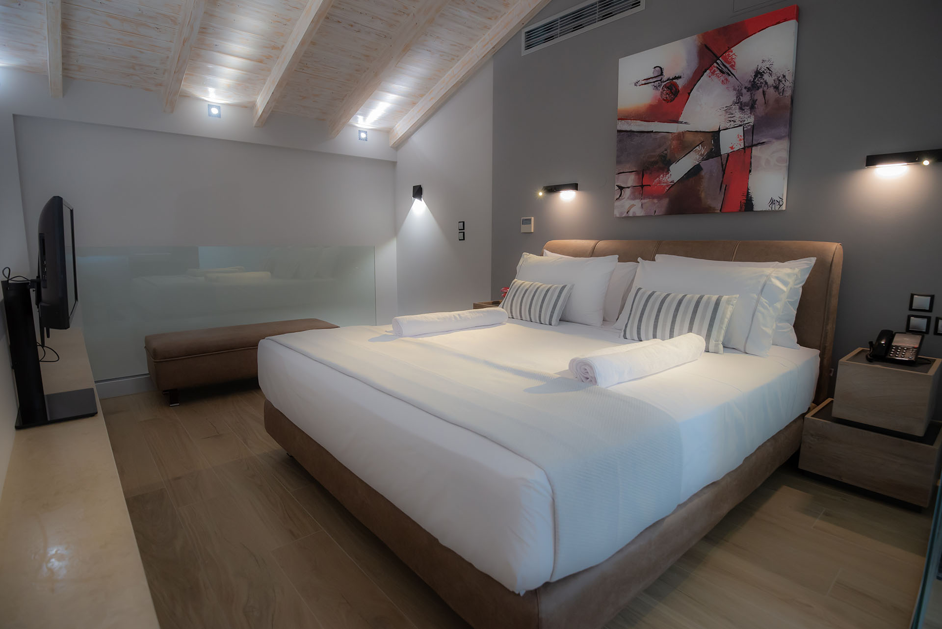 The Victoria Lefkada One Bedrrom Lofts 3