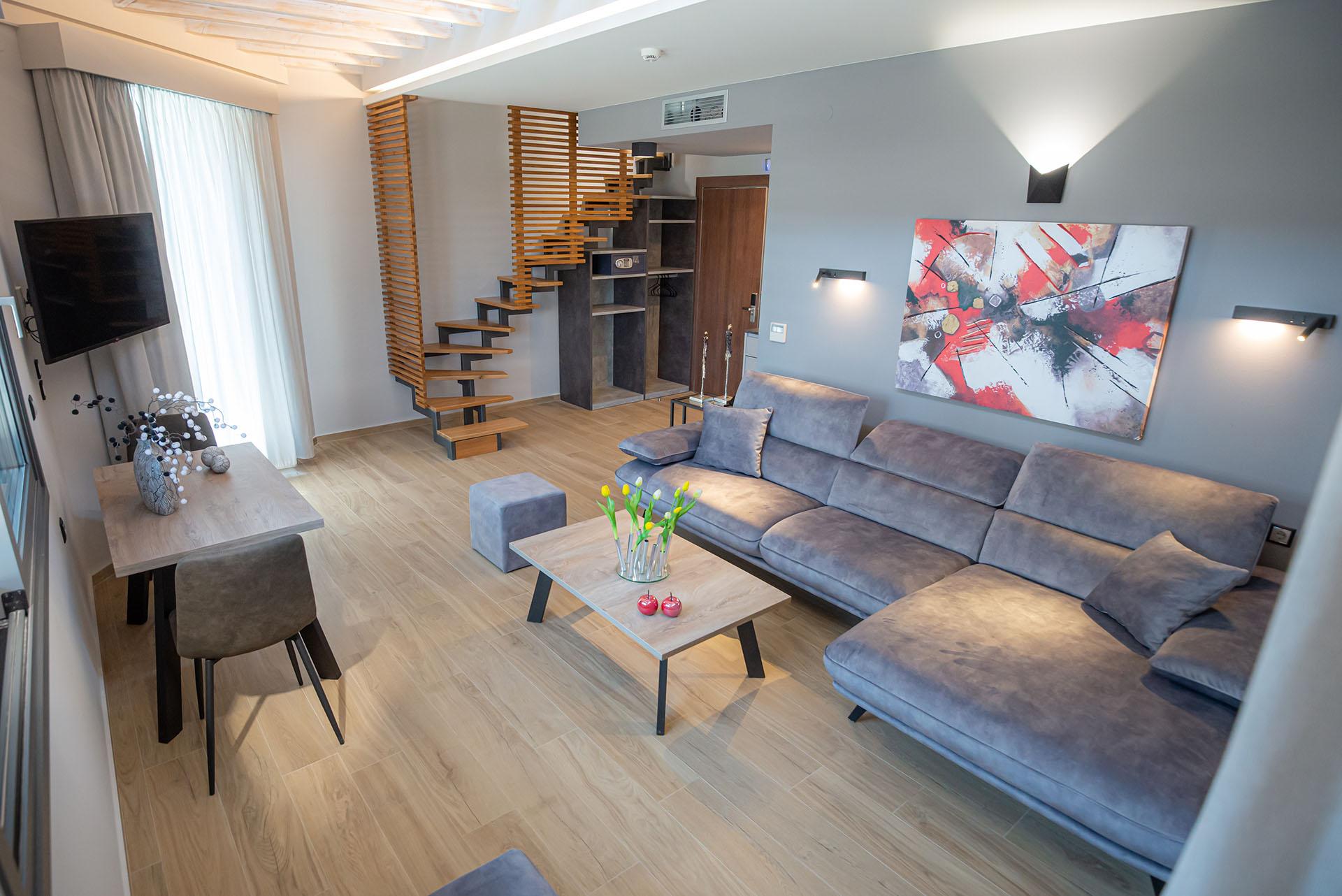 The Victoria Lefkada One Bedrrom Lofts 6