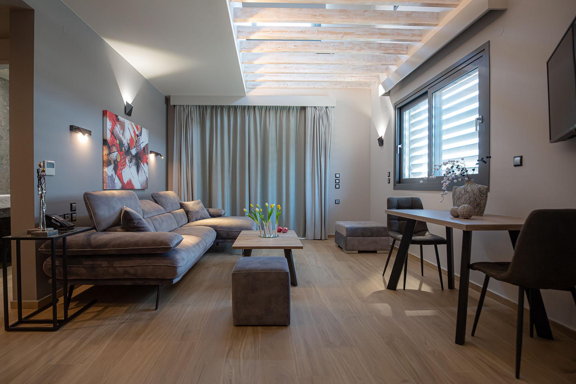The Victoria Lefkada One Bedrrom Lofts 7