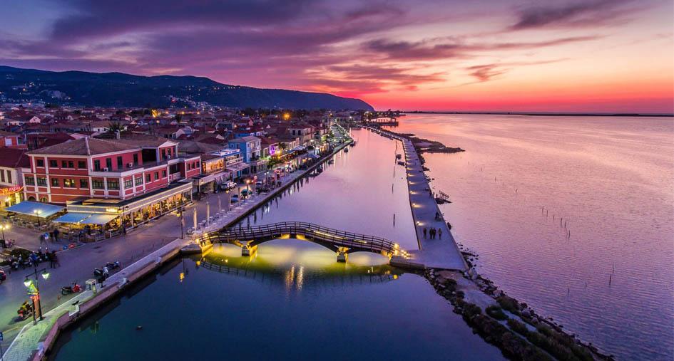 The Victoria Lefkada Town Main