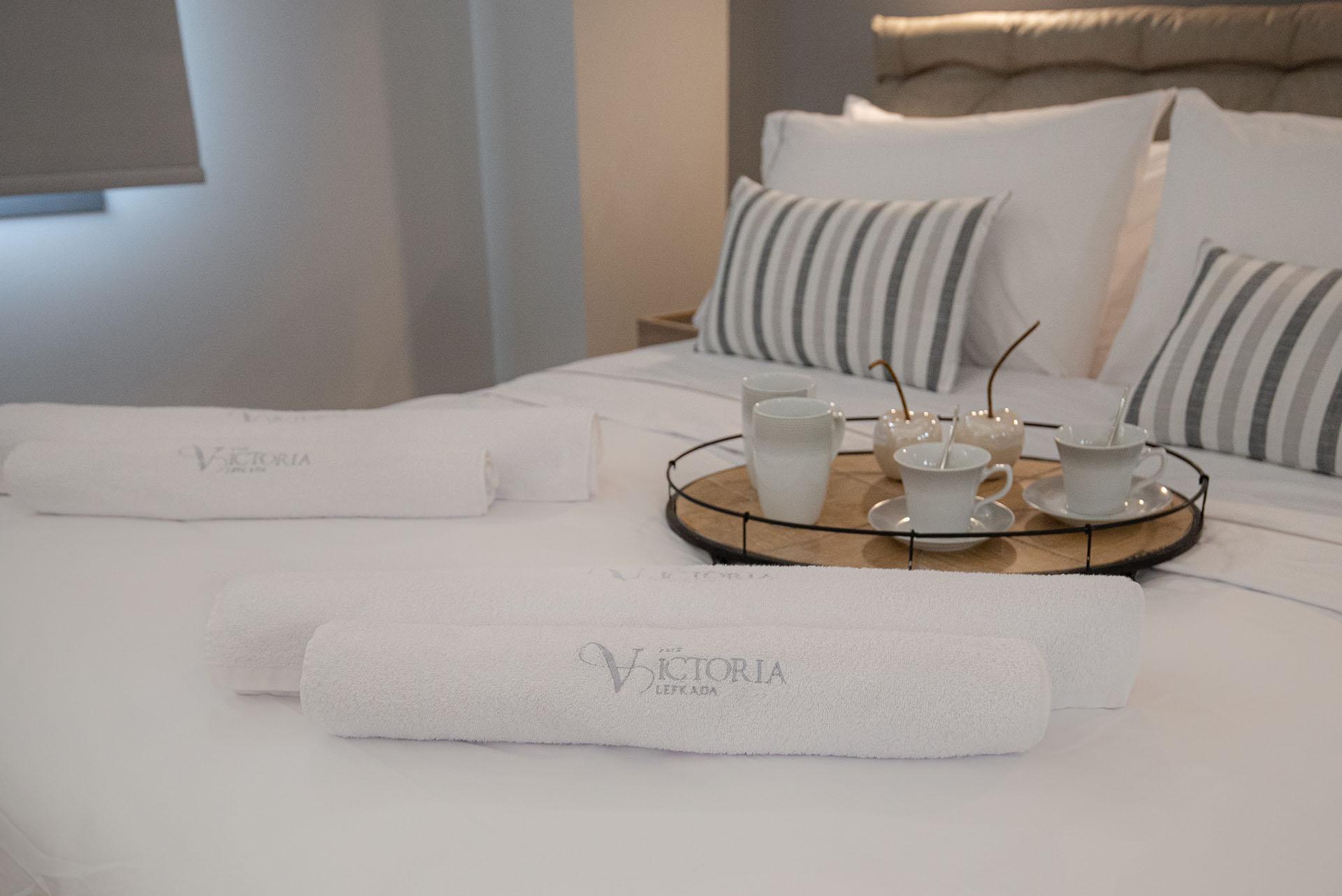 The Victoria Lefkada Two Bedroom Lofts 13