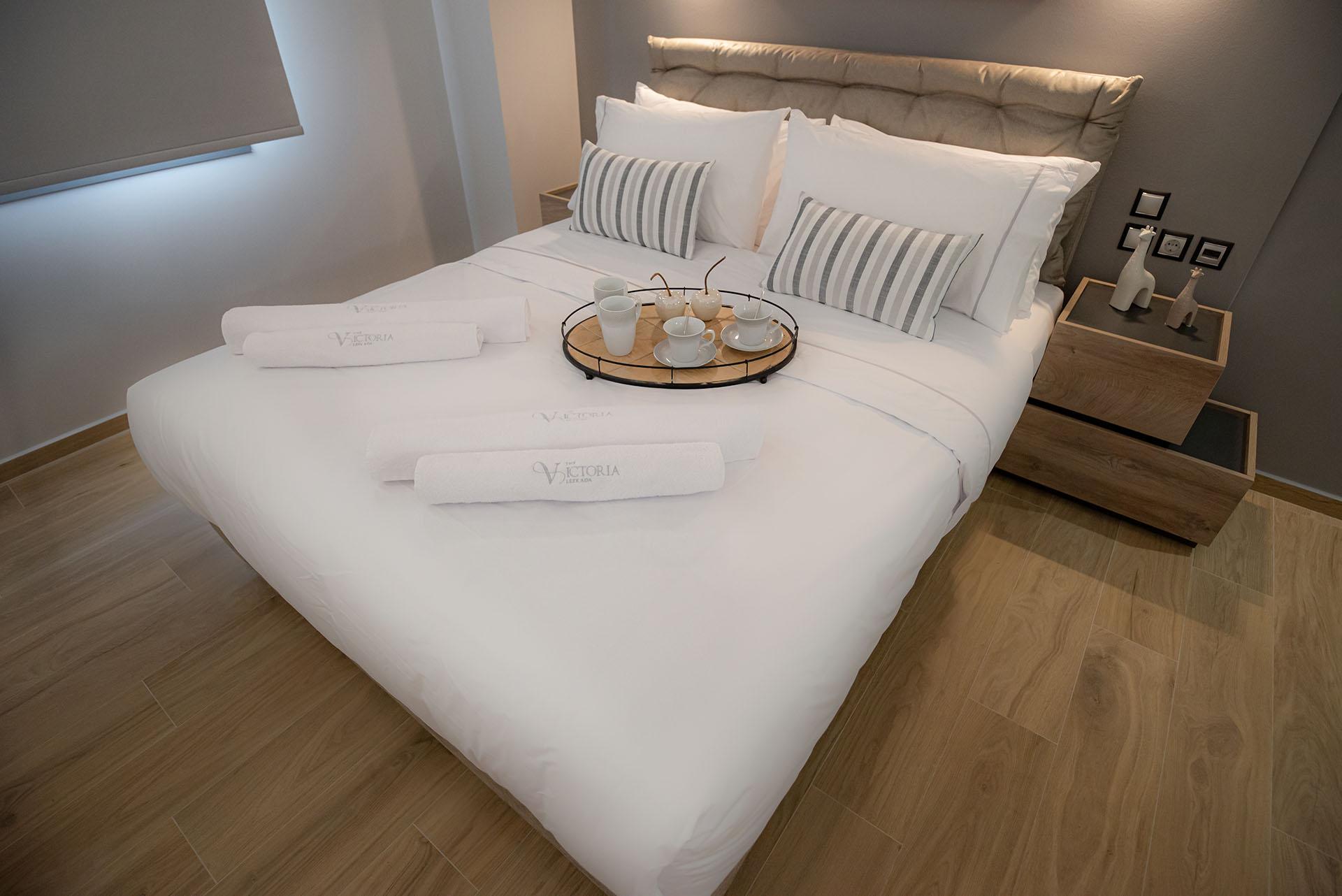 The Victoria Lefkada Two Bedroom Lofts 14