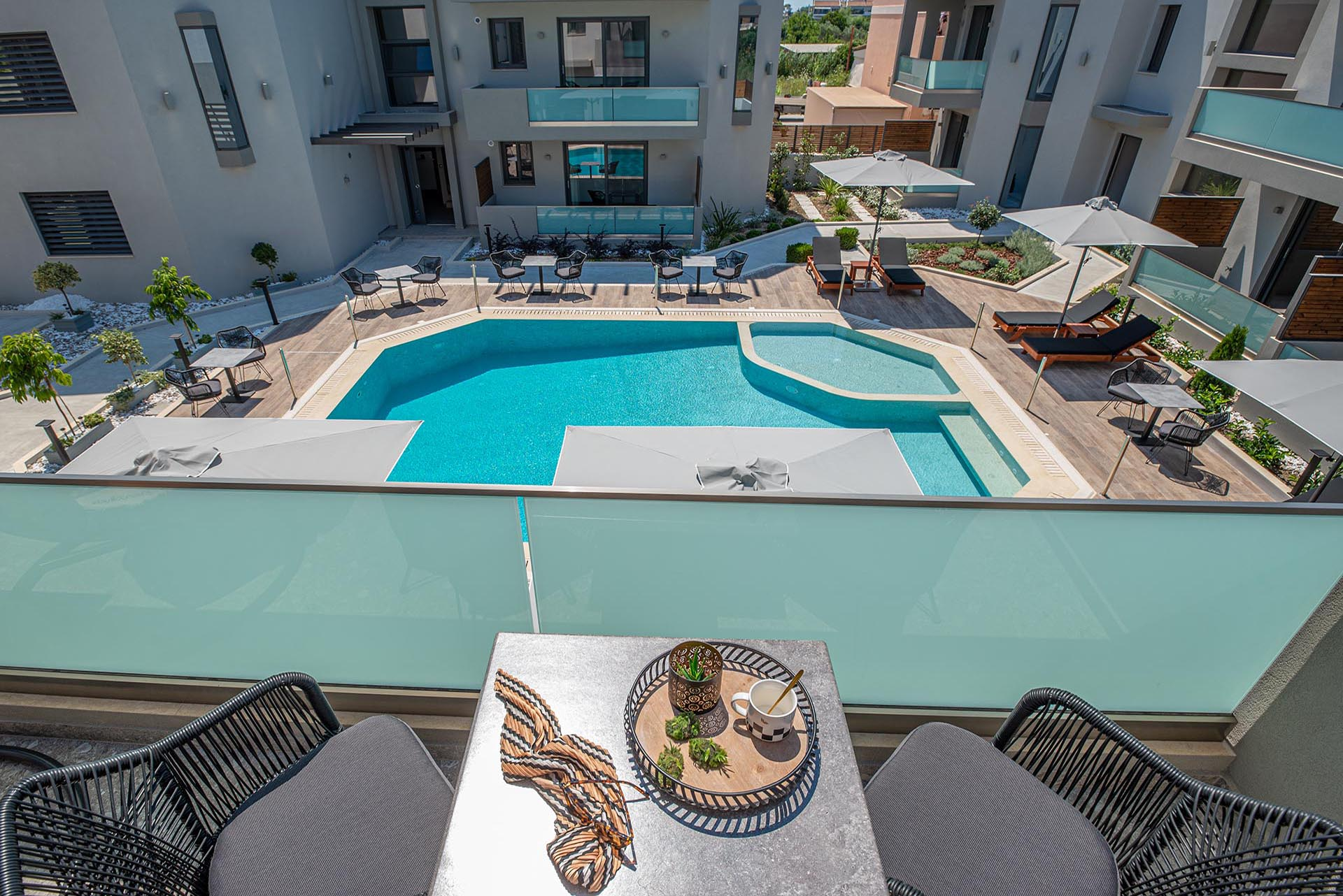 The Victoria Lefkada Two Bedroom Lofts 2
