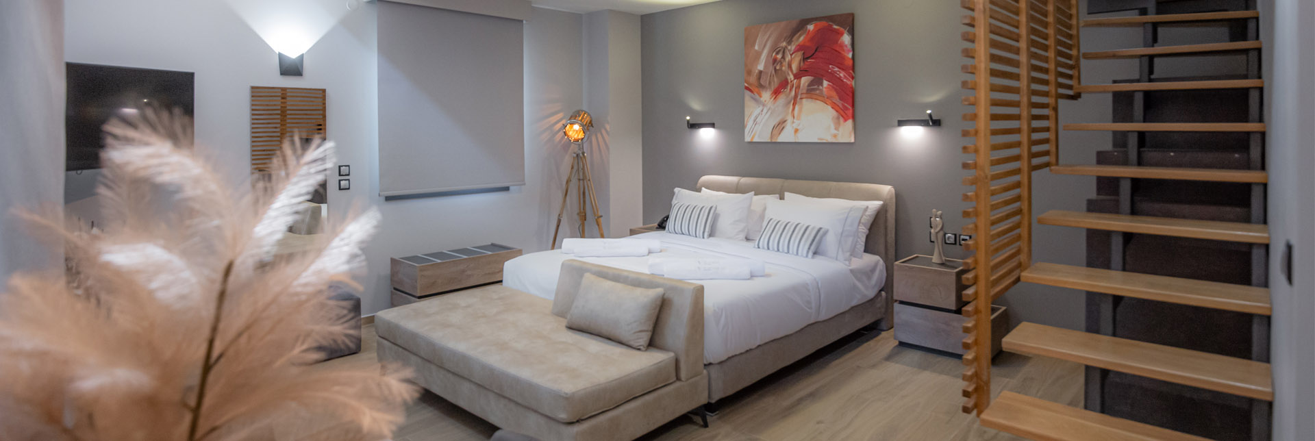 The Victoria Lefkada Two Bedroom Lofts Gallery Slider