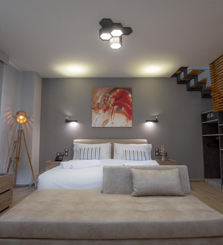 The Victoria Lefkada Two Bedroom Lofts Main Slider!