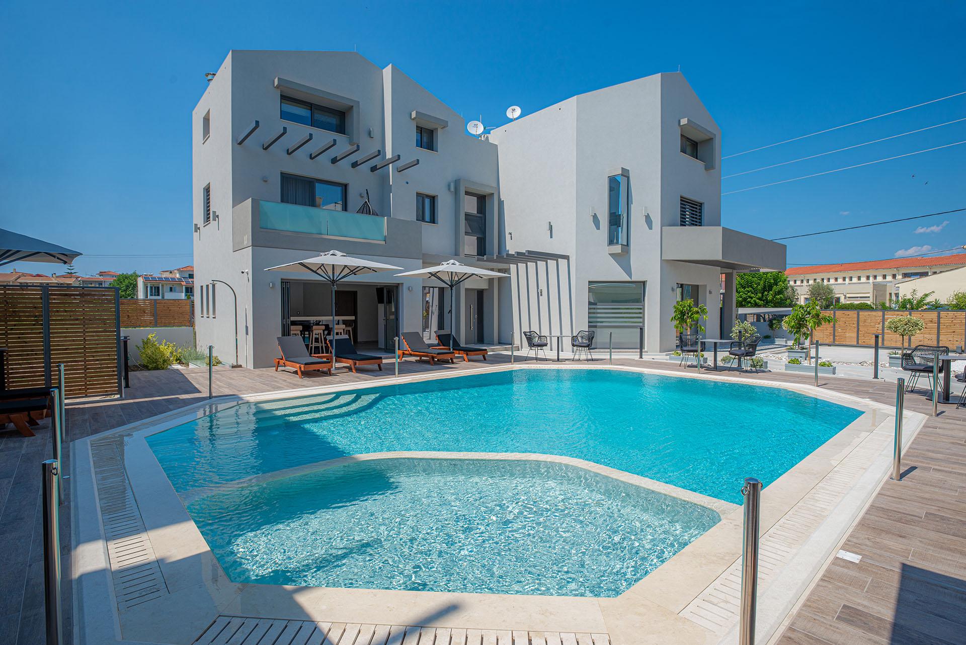 The Victoria Lefkada Luxury Suites Apartments Studios 15