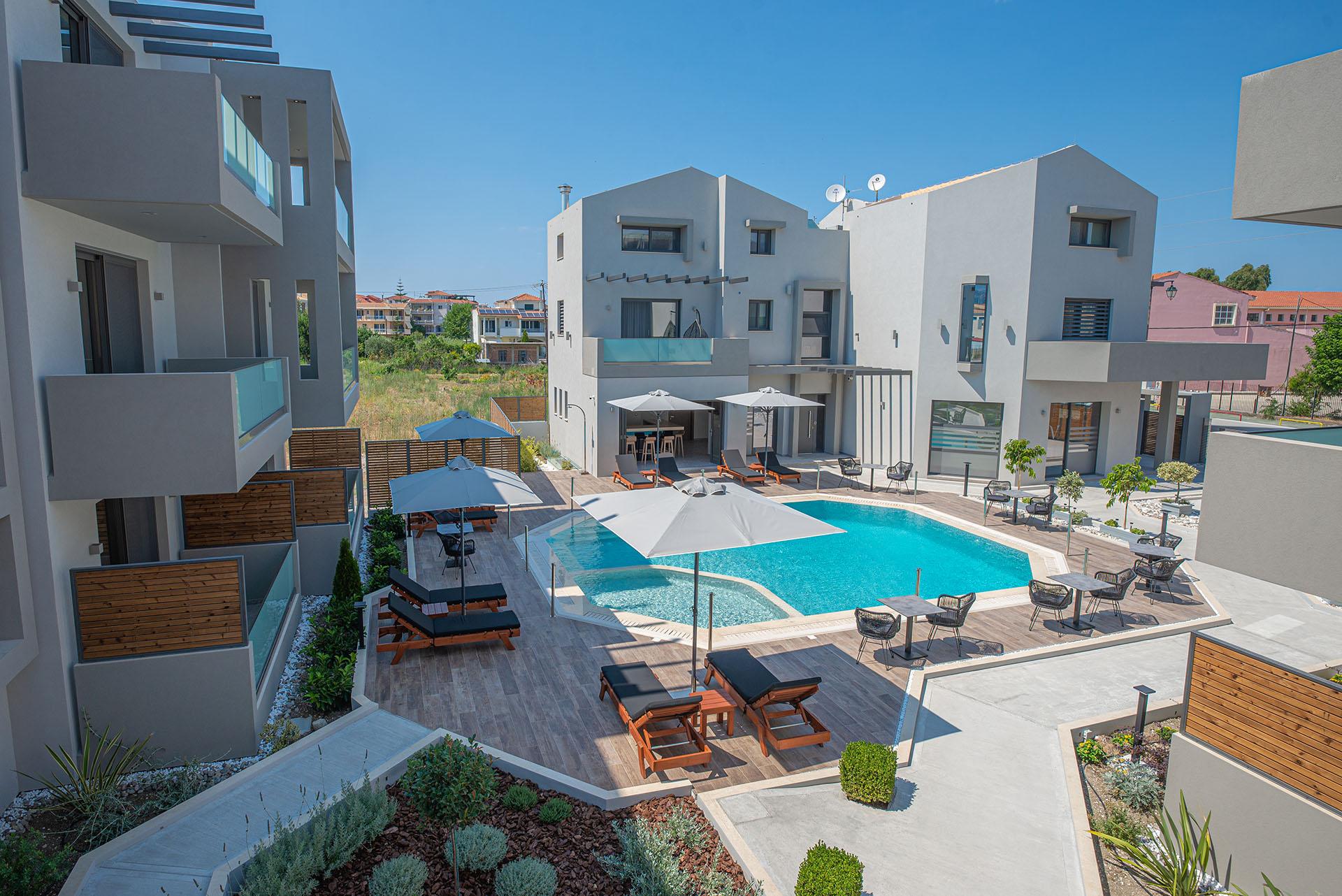 The Victoria Lefkada Luxury Suites Apartments Studios 16
