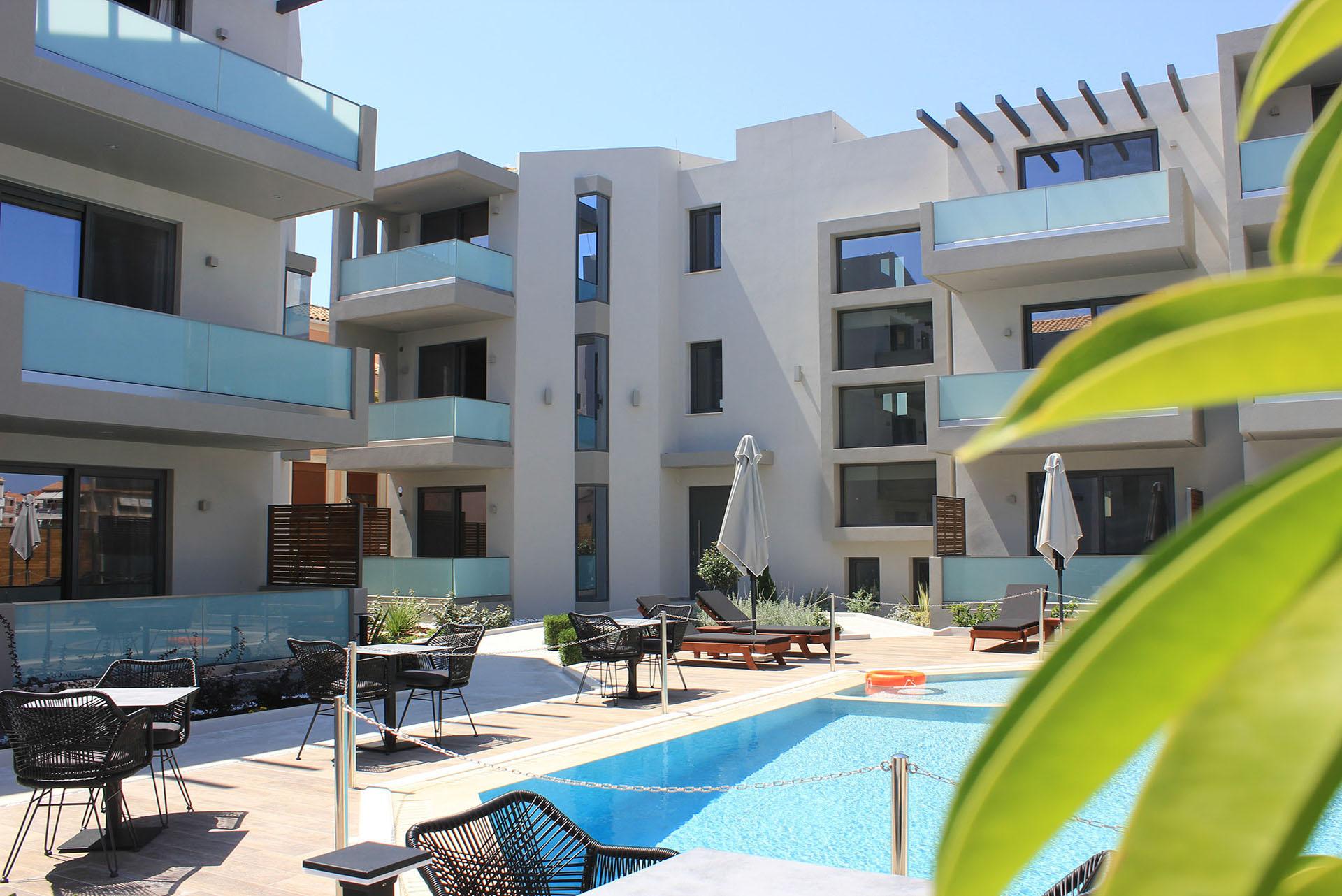 The Victoria Lefkada Luxury Suites Apartments Studios 18