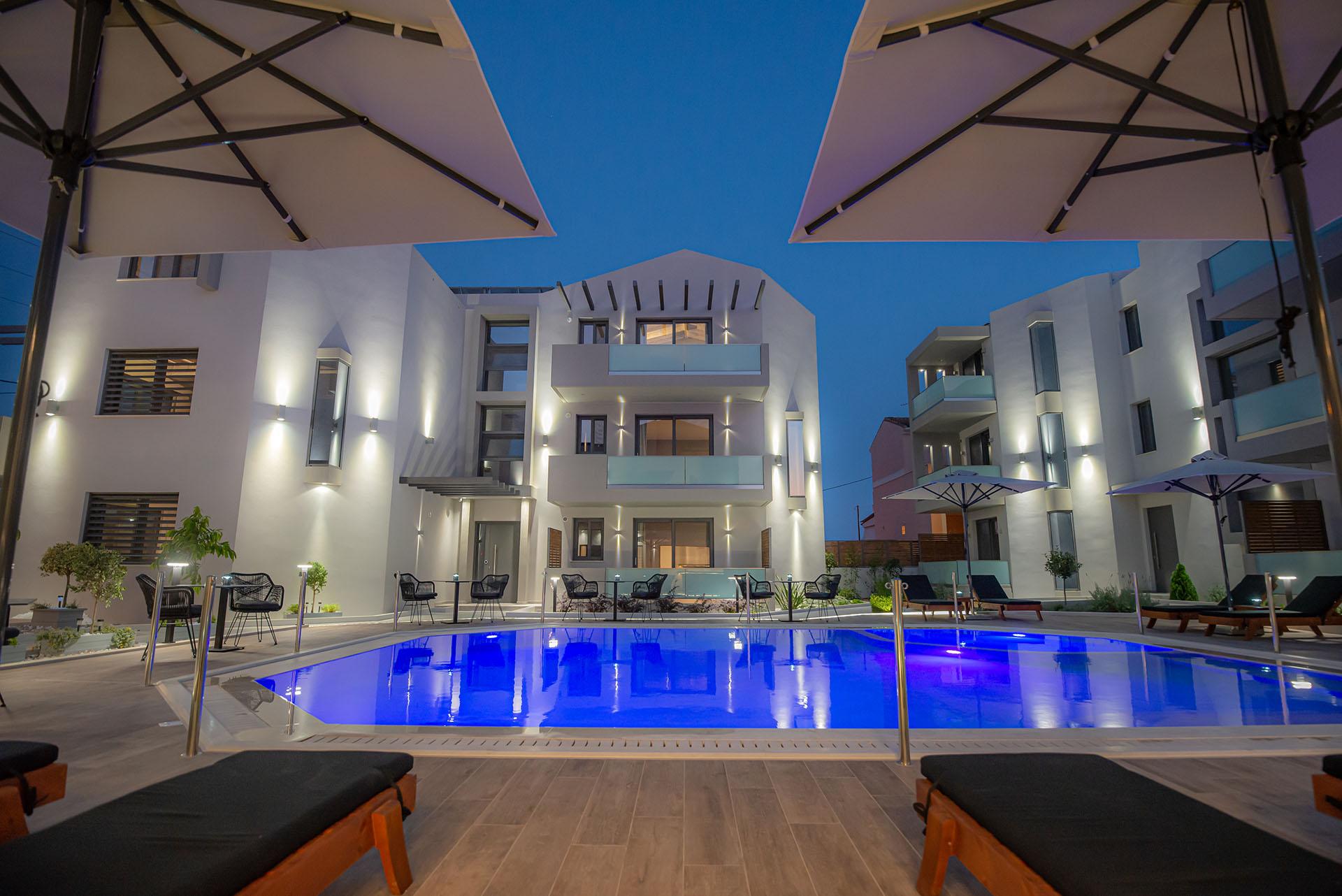 The Victoria Lefkada Luxury Suites Apartments Studios