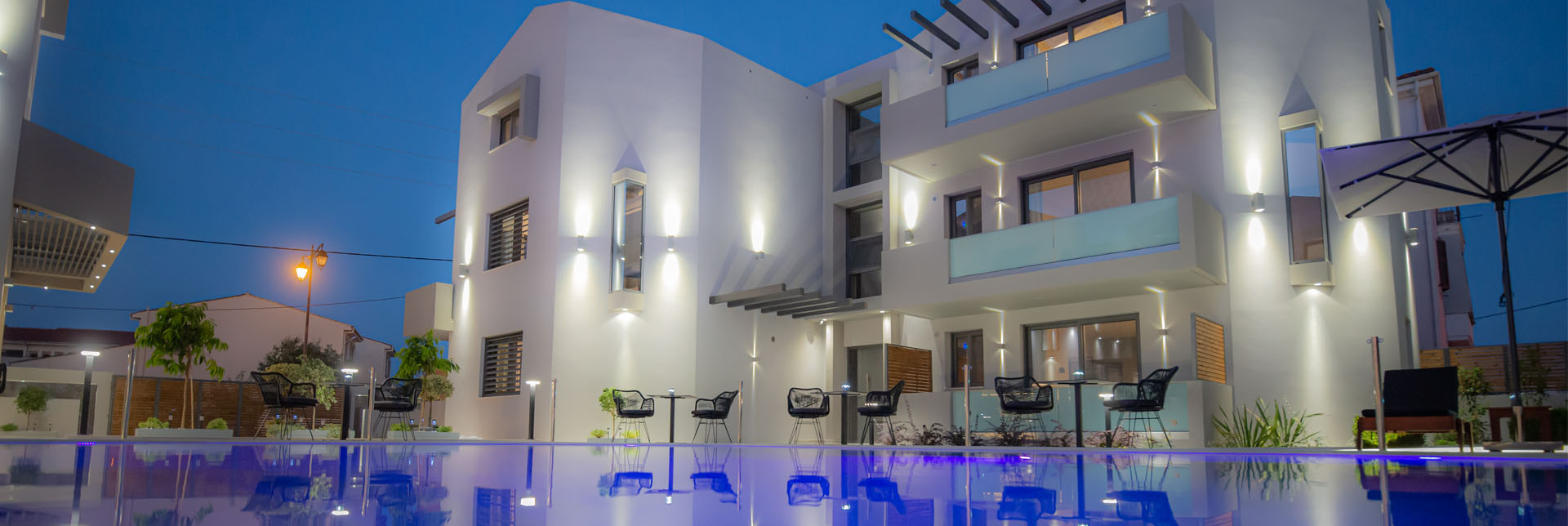 The Victoria Lefkada Luxury Suites Apartments Studios Privacy Policy & Cookies Slider