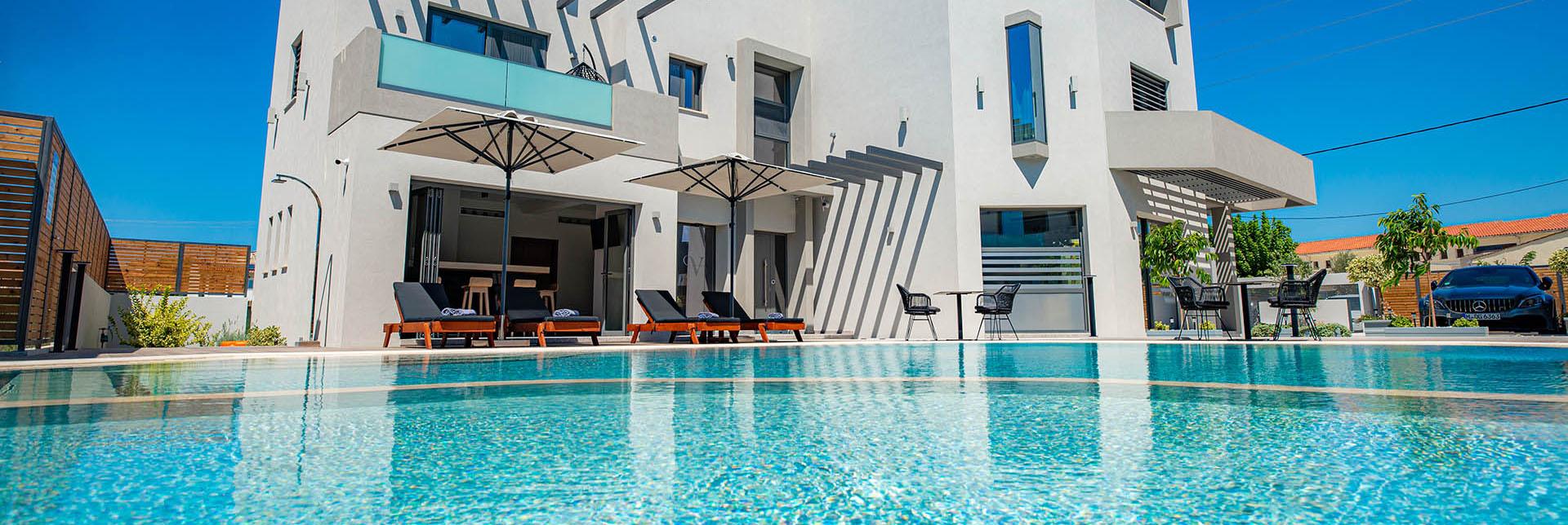 The Victoria Lefkada Luxury Suites Apartments Studios Reservations Slider!!