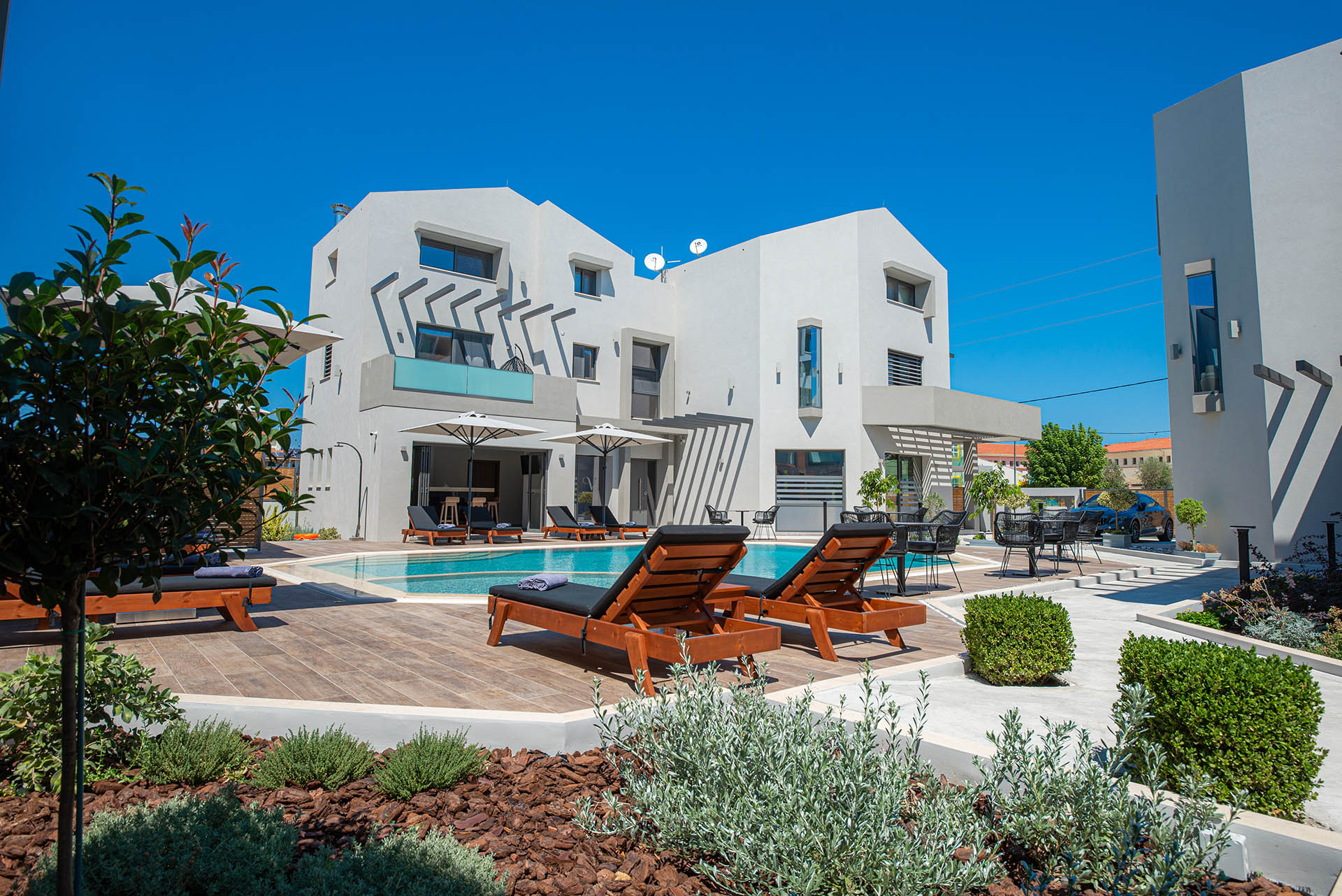 The Victoria Lefkada Luxury Suites Gallery