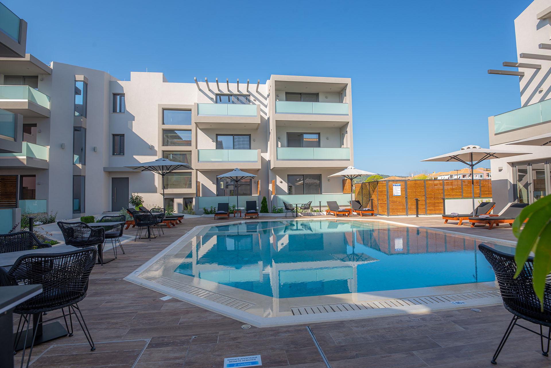 The Victoria Lefkada Luxury Suites Gallery 5