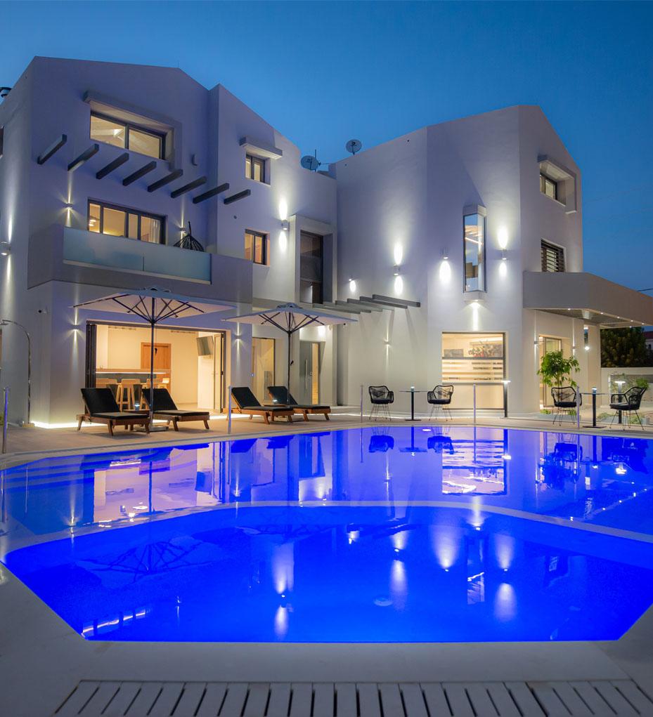 The Victoria Lefkada Suites Lofts Apartments Studios Main Gallery
