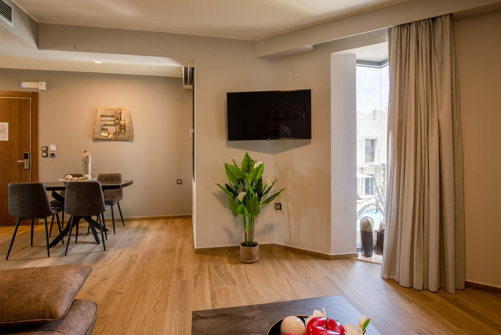 The Victoria Lefkada Suites Big 4